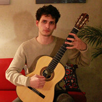 Graduated in Conservatory, he offers Classical / Acoustic / Electric Guitar Lessons for all levels
