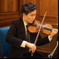 Professional violinist with 5+ years experience teaching. NYO alumni + Bachelors in Music